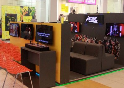 Foto Stand Arcade XD Shopping